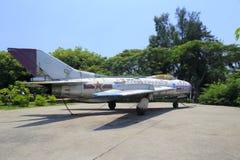 Kleine alte Flugzeuge Stockfotografie