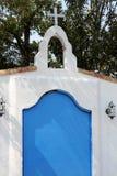 Kleine alte Kapelle Lizenzfreies Stockbild