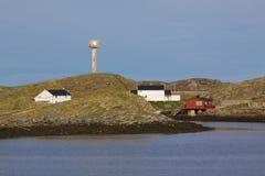 Insel von Rost Stockfoto