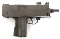 Kleine automatische Waffe Lizenzfreie Stockbilder