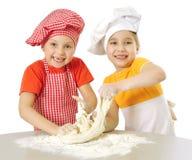 Kleine Bäcker Stockbilder