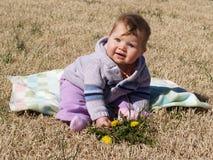 Kleine baby Stock Foto's