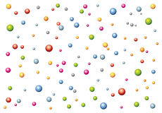 Kleine ballen Stock Afbeelding