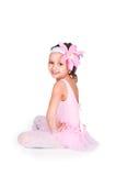 Kleine Ballerina Stockfotografie