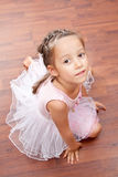 Kleine Ballerina Lizenzfreie Stockbilder