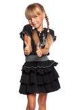Kleine Ballerina Stockfotos