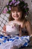 Kleine Ballerina Lizenzfreie Stockfotografie