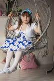 Kleine Ballerina lizenzfreies stockbild