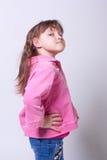 Kleine Ballerina Stockbild