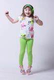 Kleine Ballerina lizenzfreie stockfotos