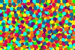 Kleine Ballons, suiker, kleuren, Behang, Royalty-vrije Stock Foto's