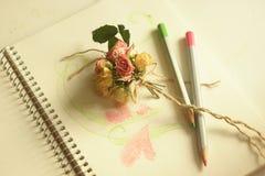Kleine Blumen der Weichheit Lizenzfreie Stockbilder
