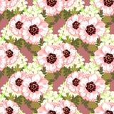 Kleine Blumensträuße mit Bögen Lizenzfreies Stockfoto