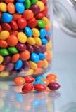 Kleine Bonbons Stockfoto