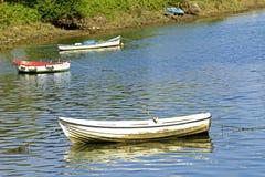 Kleine boot Royalty-vrije Stock Afbeeldingen
