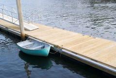 Kleine boot stock fotografie