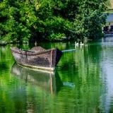 Kleine boot Royalty-vrije Stock Foto