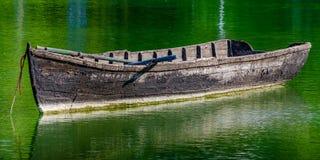 Kleine boot stock foto's