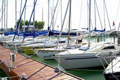 Kleine Boote stockbilder