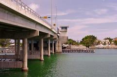 Kleine Brücke Stockfotos