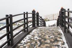 Kleine brug Royalty-vrije Stock Foto