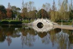 Kleine brug Royalty-vrije Stock Foto's