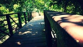 Kleine brug Royalty-vrije Stock Afbeelding