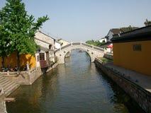 Kleine brug Stock Afbeelding