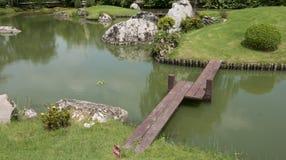 Kleine bruggen Stock Foto