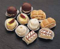 Kleine Cake Stock Foto's