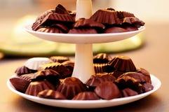 Kleine cakes Royalty-vrije Stock Foto's