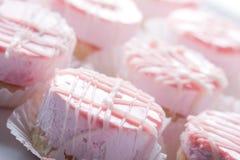 Kleine cakes Stock Fotografie