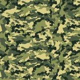 Kleine Camouflage Stock Afbeelding