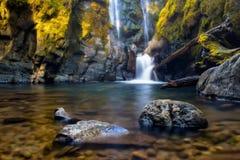 Kleine cascades Stock Fotografie