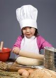 Kleine Chef-koks 016 Stock Afbeelding