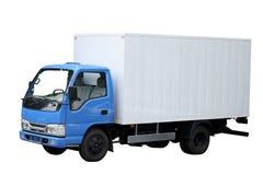 Kleine compacte bestelwagen Royalty-vrije Stock Foto's