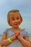Kleine Dame Stockbild