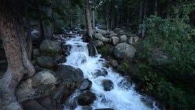 Kleine de Bergrivier van Colorado stock videobeelden