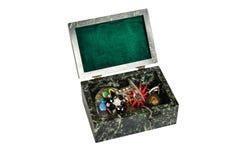 Kleine doos Royalty-vrije Stock Afbeelding