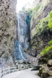 Kleine Dragon Waterfall Stockbilder