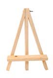 Kleine driepoot voor het schilderen zonder canvas Stock Fotografie