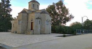 Kleine en elegante kerk in Nicosia Stock Afbeeldingen