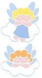 Kleine Engelen royalty-vrije illustratie