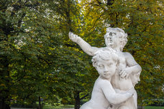 Kleine engelen in Wenen Royalty-vrije Stock Foto's