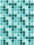 Kleine farbige dekorative Fliesen, Mosaik Stockbild