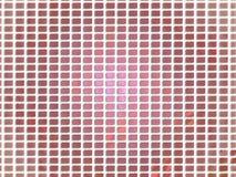 Kleine farbige Quadrate (schattiert) Lizenzfreies Stockbild