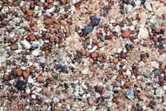 Kleine Felsen Stockbild