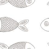 Kleine Fische Stockfoto
