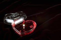 Kleine Flamme von Romance Lizenzfreies Stockbild