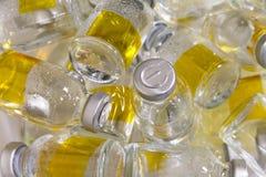 Kleine flessen Stock Fotografie